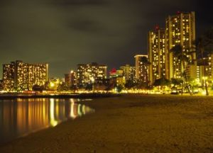 My view on Wakiki beach